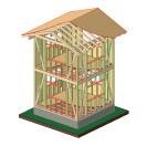 木造ハイブリッド工法